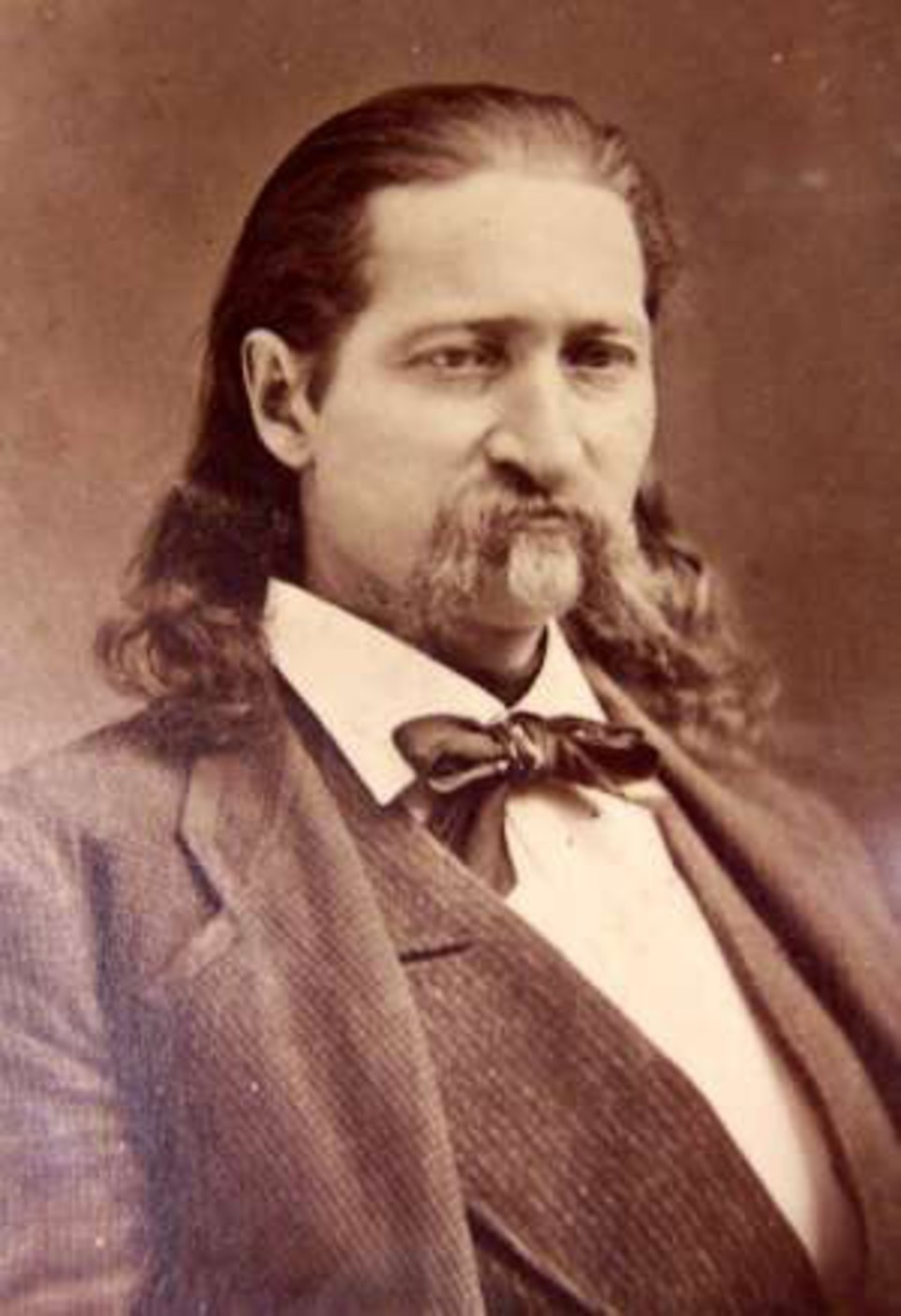 Wild Bill Hickok Under the Lone Star